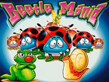 Игровой автомат Beetle Mania онлайн