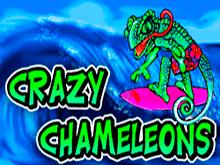 Автомат Crazy Chameleons без регистрации