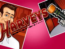 Азартный игровой аппарат Harveys