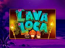 Играть в демку онлайн-автомата Lava Loca