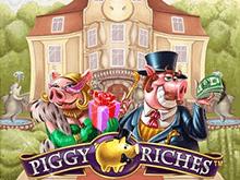 Бесплатная игра Поросячьи Богатства в казино
